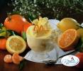 Mandarin sorbet Sicilian
